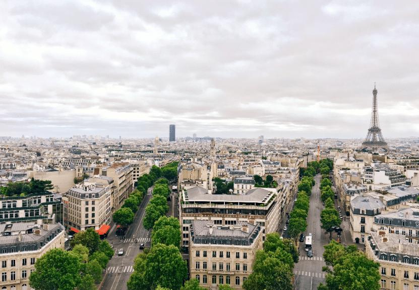 Paris ville de France